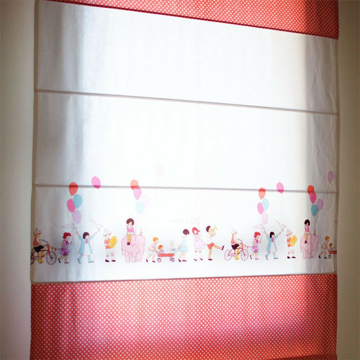 ... cortinas infantiles / Blinds and curtains for kids | Pinterest