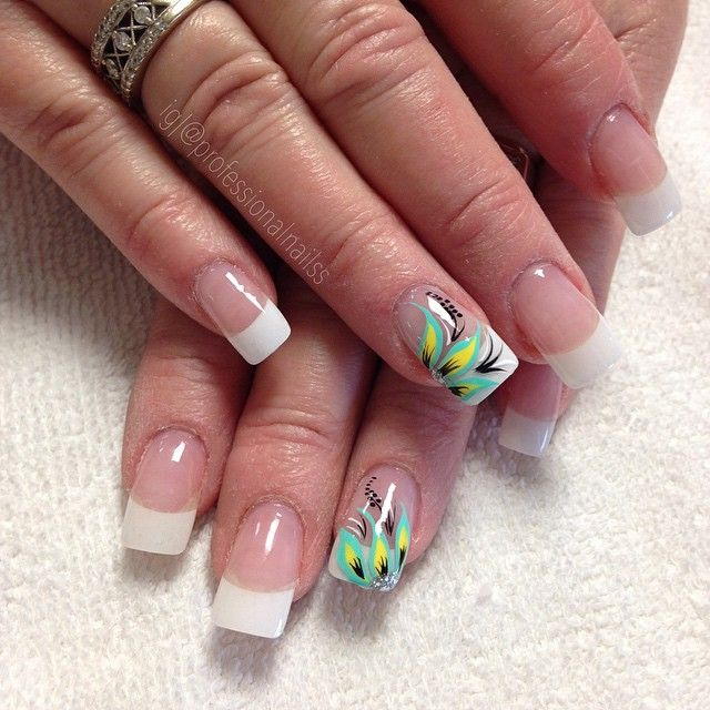"""""""How about this design? """" Photo taken by @professionalnailss on Instagram, pinned via the InstaPin iOS App! http://www.instapinapp.com (04/19/2015)"""