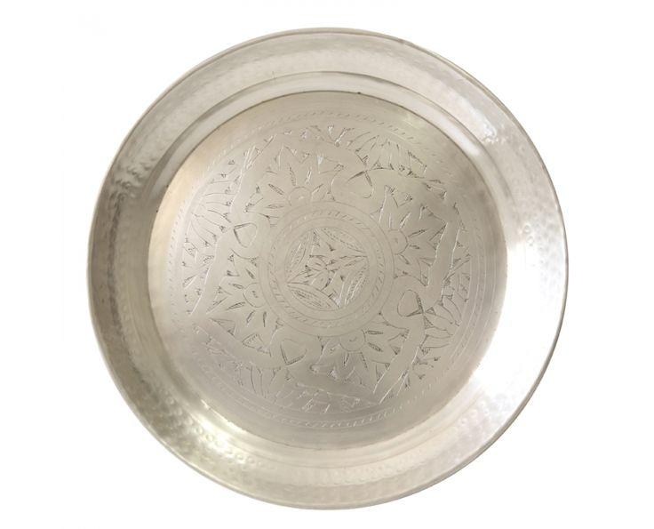 #weylandts #entertaining Silver Antiqued Tray - Dining & Kitchen | Weylandts