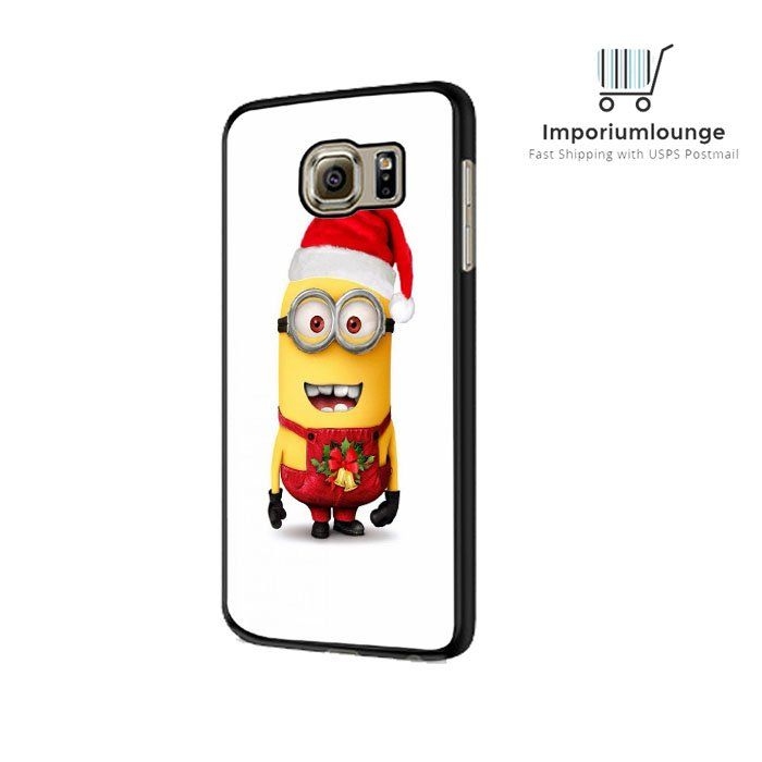 Despicable Me Minion Christmas iPhone 4 5 6 6 Plus Galaxy S3 S4 S5 S6 HTC M7 M8 Sony Xperia Z3