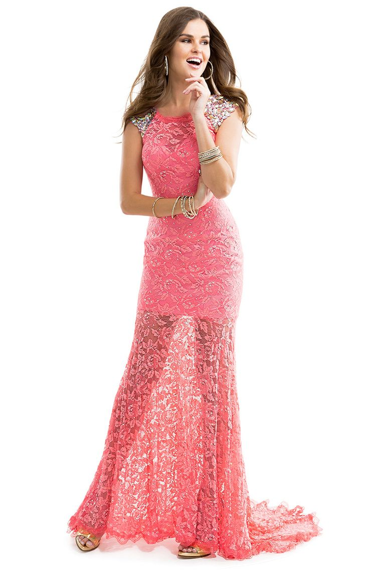 Lo lo lord and taylor party dresses - Shop 2014 Prom Scoop Neckline Mermaid Sweep Train Lace With Rhineste Perfect Online Affordable For Each Occasion Latest Design Party Dresses And Gowns On
