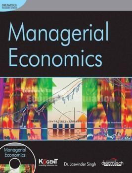 Managerial Economics w/cd