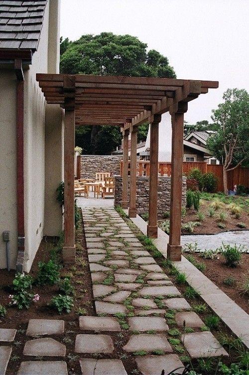 223 Best Walkways Images On Pinterest Gardens Garden Ideas And