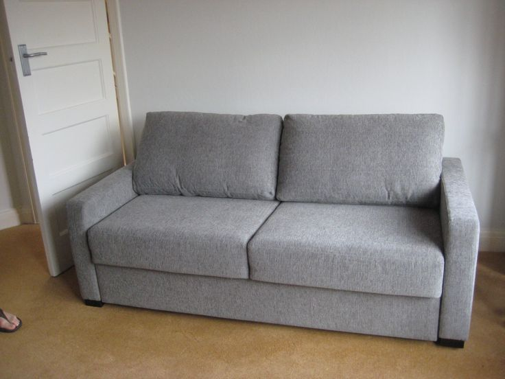 The Range Sofa Beds Part - 47: From The Showroom To The Customer - Our Double Sofa Bed Was Sold Off The  Floor