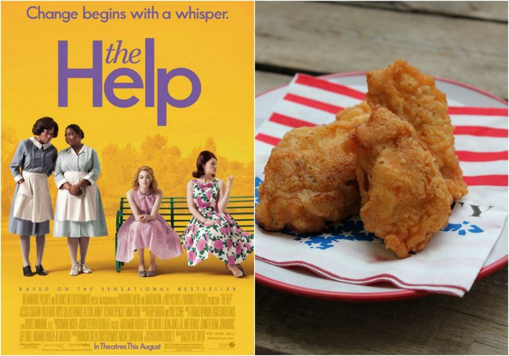 the help - Chicken like with kfc