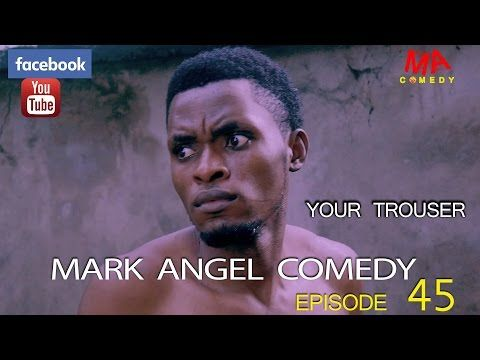 MY REAL FACE (mark angel comedy) - YouTube