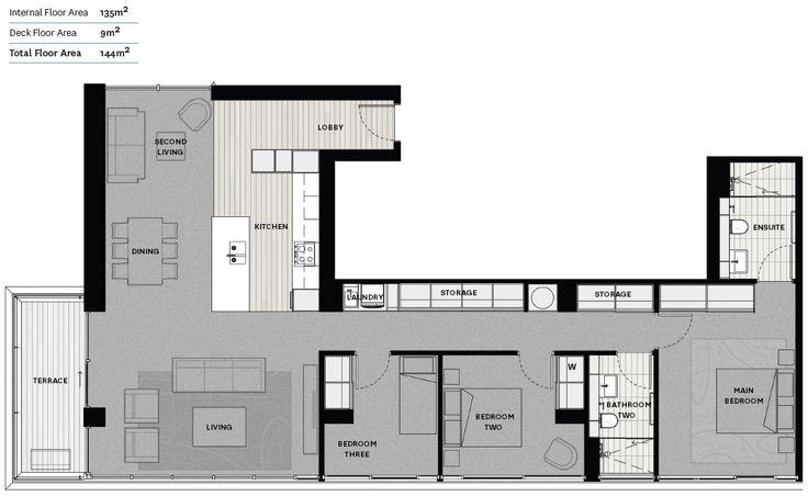 Apartment 1A, No 8