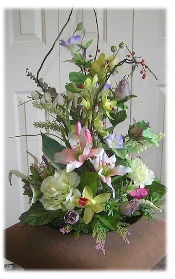 325 best Flower arrangements images on Pinterest