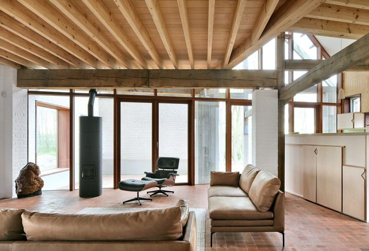architecten de vylder vinck taillieu, Filip Dujardin · House CG