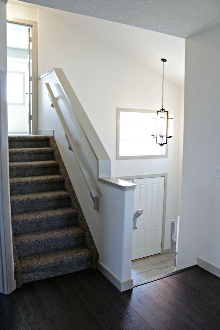 Bi-level Stairs