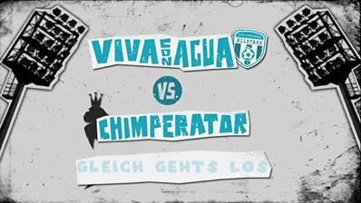 Das Fußballspiel des Jahres heute um 15 Uhr: @Chimperator & Friends gegen die Viva con Agua Allstars  Jetzt mit @0711Page live aus dem @Gazi-Stadion-auf-der-Waldau. Mit @psaikodino @SamsWelt @Gzuz187ers @Teesy.musik @VonaMusik @danjumusic @caiiid Cacau  Christian Tiffert @sickless Freddy Botterhuis Stefan Loesch Steffen Posner @freekickerz @backspin @BACKSPIN.de  und unseren Gegnern @ vivaconagua @okkidmusik @bossemusik @Chaoze.One.Official TC @mickybeisenherzoffiziell…