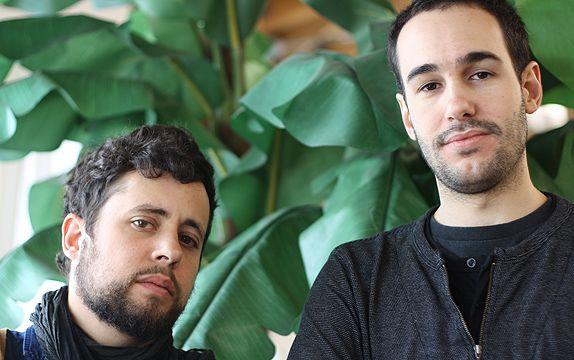 Xavi y Kike (El Mundo Today) 2