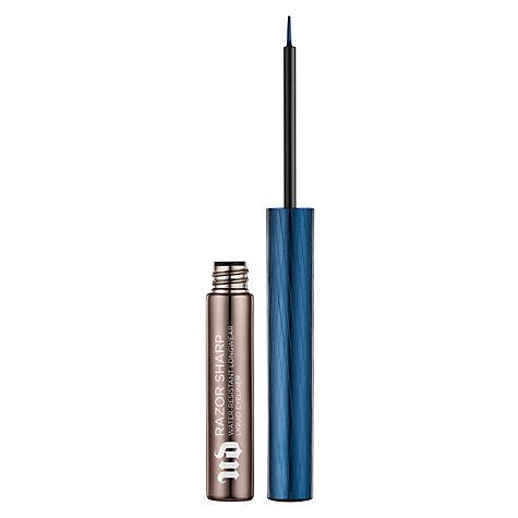 Buy Urban Decay Razor Sharp Water-Resistant Longwear Liquid Eyeliner Online at johnlewis.com