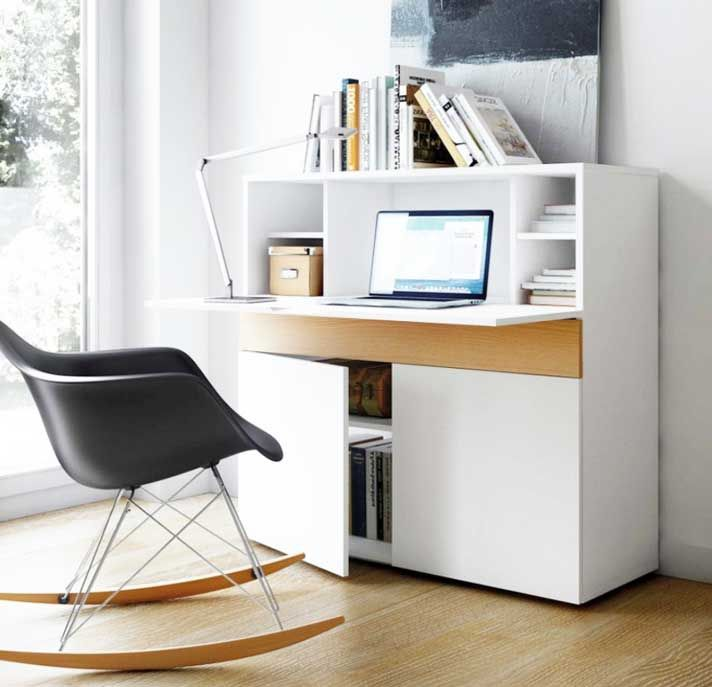 Schreibtisch Mit Schrank 2021