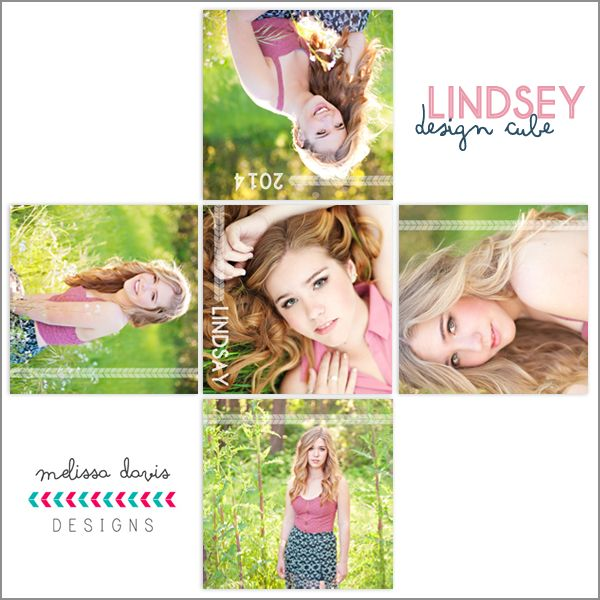 Lindsey design cube - $16.00 : Melissa Davis Designs, Photoshop templates, Card templates, album templates and more for the every day photographer