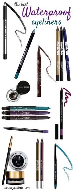 On the hunt for the best waterproof eyeliner? Check out these stay-put eyeliners that won't let you down no matter what the day brings!