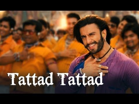 Check out Ranveer Singh in a completely hot new avatar grooving to the beats of the 'Tattad Tattad (Ramji Ki Chaal)' from his upcoming film Ramleela. The song is sung by Aditya Narayan. #Bollywood #Movies #Ramleela
