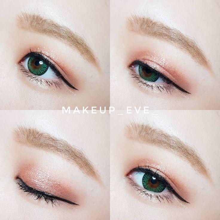Korea Eye Make Up Idea