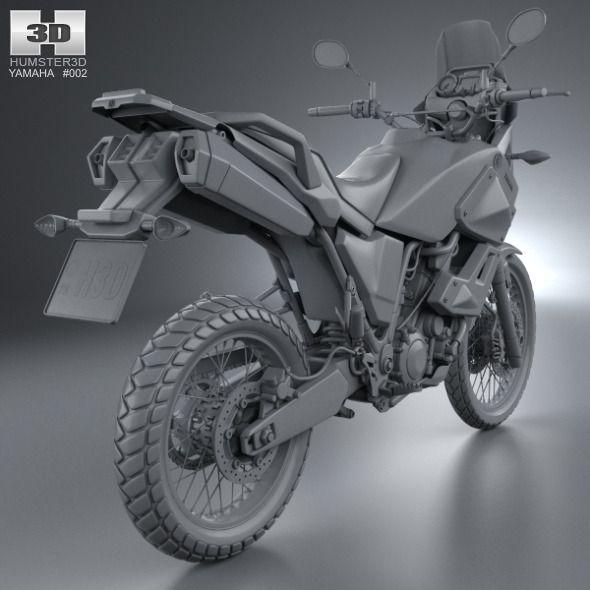 Yamaha Xt660z Tenere 2012 Xt660z Yamaha Tenere Yamaha Bike Motorcycle