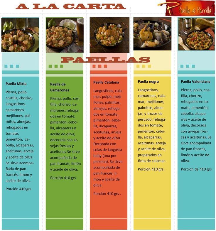 Paella & Parrilla prepara uno de los platos más famosos y coloridos de la cocina Española. Nuestro chefs deleitará a sus invitados cocinando con maestría e impecable ejecución, cada uno de los platos de esta tradicional receta. LA PAELLA es quizás el plato más conocido de la rica y variada gastronomía española. Es una elaboración culinaria muy conocida  en todo el mundo, preparada a base de arroz.