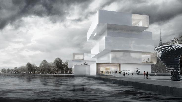 a f a s i a: Schmidt Hammer Lassen Architects