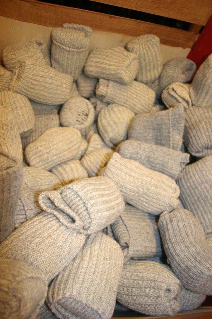 Woollen socks, Saariselka, Lapland, Santa's Lapland, Father Christmas, Santa Claus, Finland, Christmas, snow, http://globalmousetravels.com/2013/12/trip-review-lapland-santas-lapland/