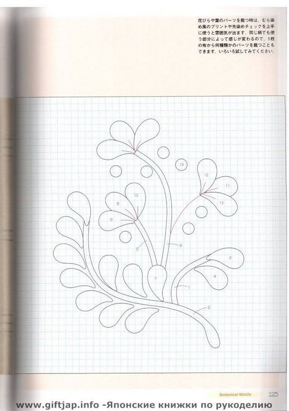 pea pattern