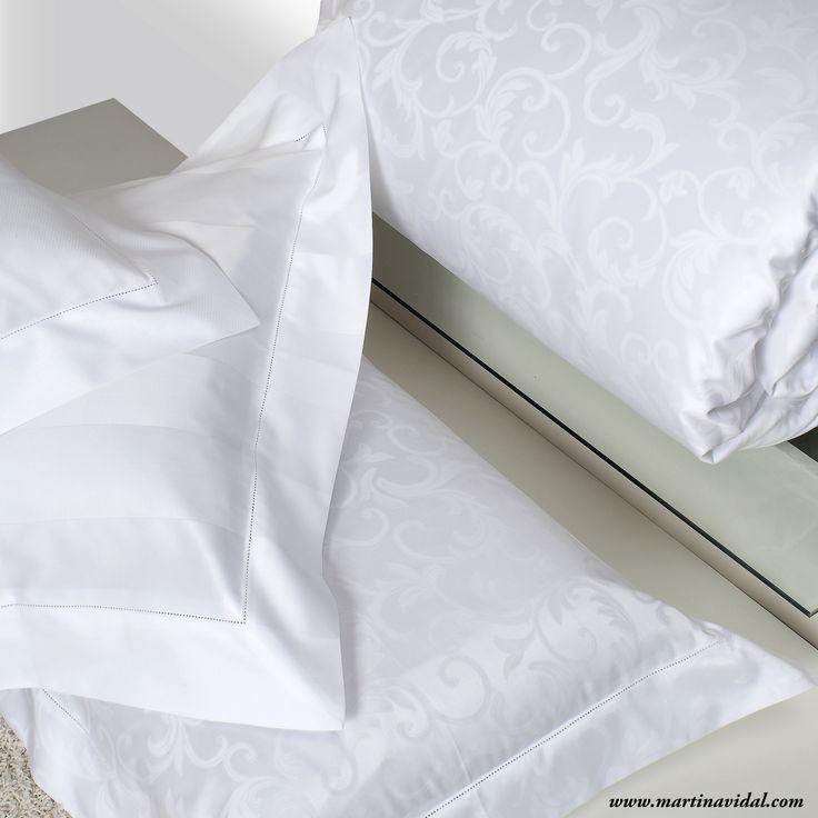 Lenzuola, Trapunta, Copriletto. Completo biancheria per la camera da letto www.martinavidal.com