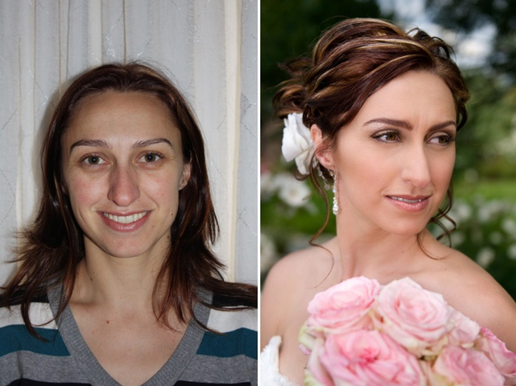 Lynette van Zyl   Hair and Make-Up: Weddings  Before and After  Photo 1