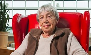 Ursula K Le Guin, sci-fi and fantasy author, dies at 88 | Books | The Guardian
