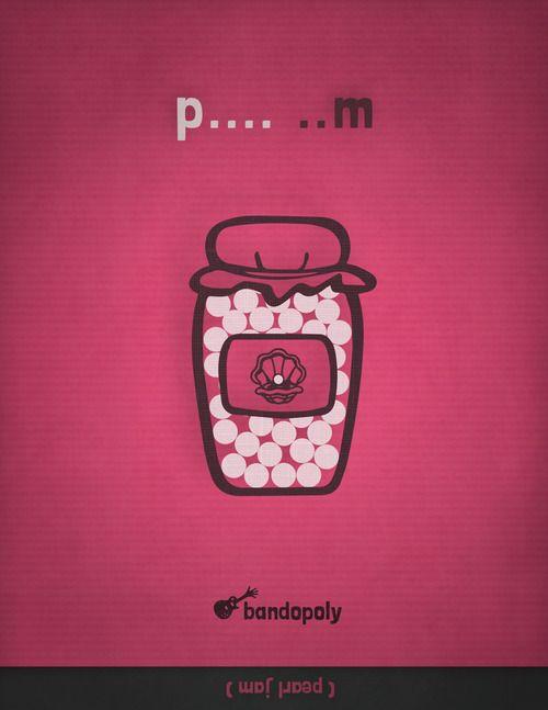 Pearl Jam - Bandopoly