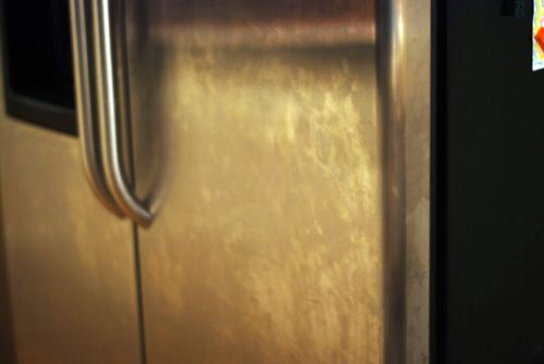 How to clean stainless appliances without a stainless steel cleaner