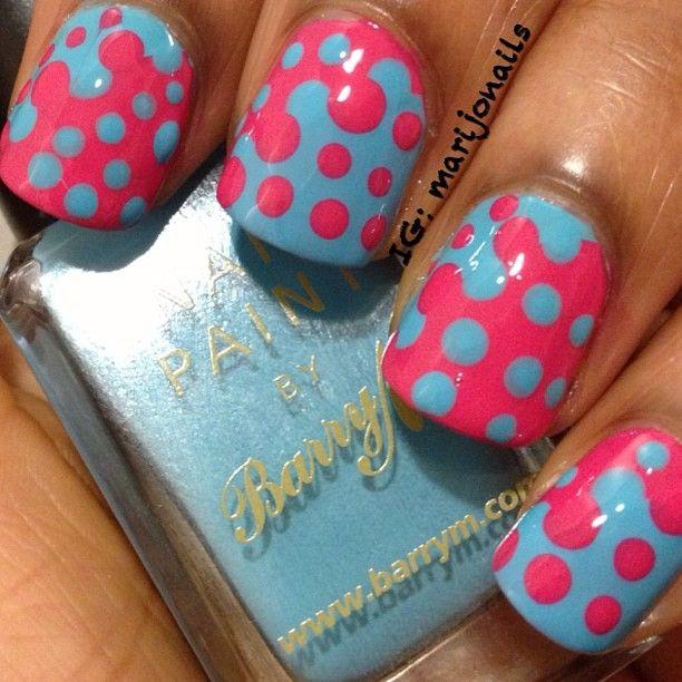 Instagram photo by marijonails  #nail #nails #nailart