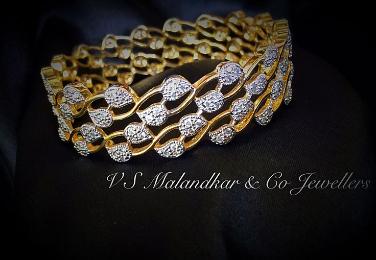American Diamond Bracelet  #diamond#jewellery#bracelet#india#mumbai#beautiful#elegant