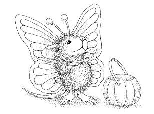 house of mouse coloring pages - photo#11