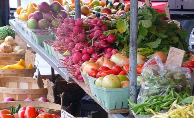 Kingston Public Market!