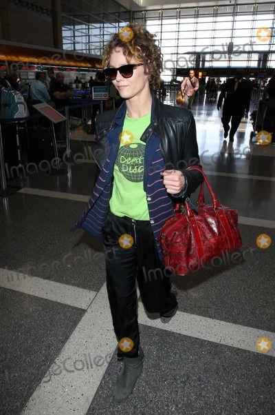 Vanessa Paradis jets into LAX 4/23/14