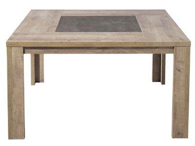 Table carrée BREST prix promo Conforama 469,00 € TTC