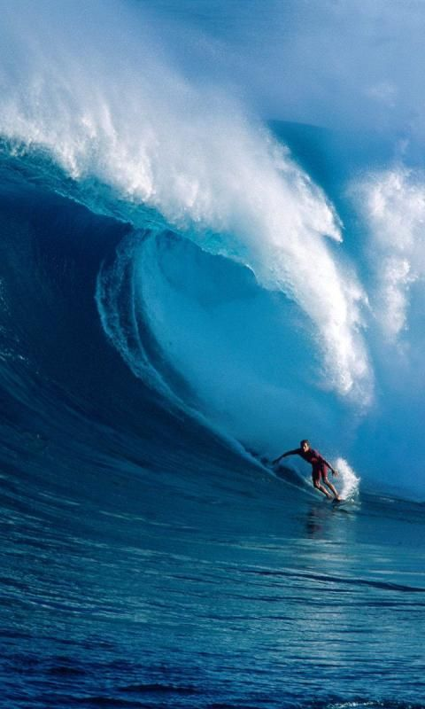 Hawaii can be peace and quiet. It can also be loud and treacherous. Waves this big are mind-boggling. Though I wish I had the body that could surf, I am awed by this powerful natural beauty.