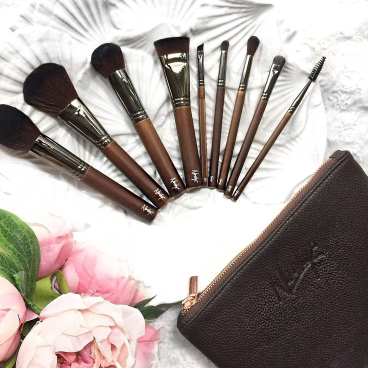 In need of new brushes? Our #BareNecessitiesCollection is a must-have! Cruelty-free and PETA approved brushes.
