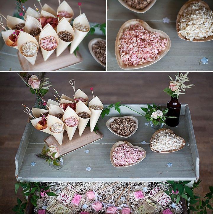 'Ballerina Bride' Eco Wedding Inspiration