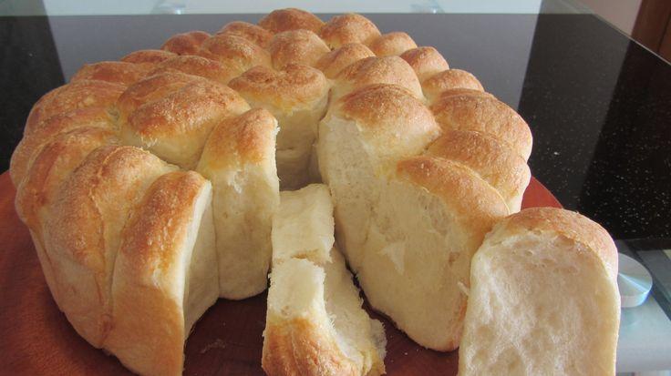 clip hướng dẫn cách làm bánh mì Slav: Nga Ukraina.. Công thức làm bánh m...