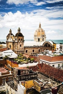 The Colombian city of Cartagena is alive with buzzing restaurants, bars, beaches and hotels