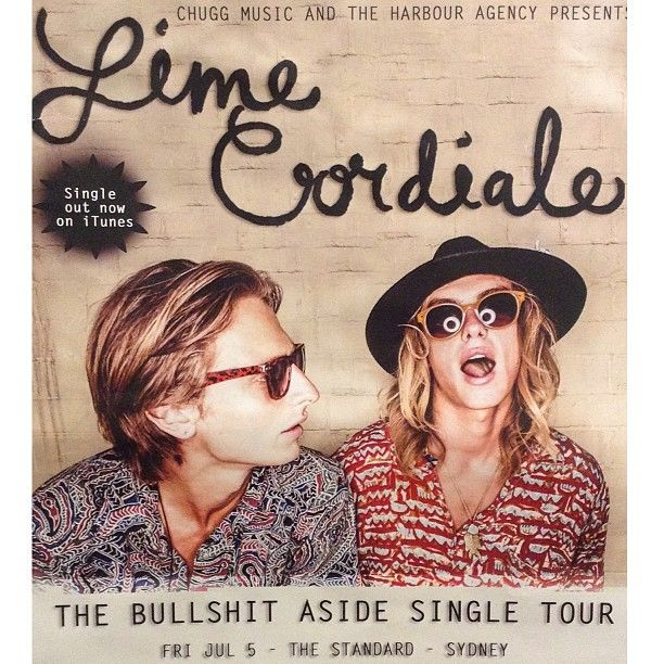 #LimeCordiale
