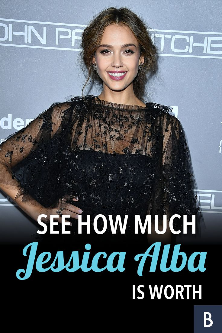 She did make millions from acting, but The Honest Company catapulted her to riches. Check out how being an actress and entrepreneur has boosted Alba's net worth.  Photo credit: Alberto E. Rodriguez/Getty Images