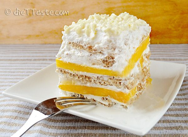 Mango Float – Filipino Recipe | Mango Float is an excellent summer recipe. It consists of layers of graham crackers, fresh mangoes and whipped cream / sugar-free condensed milk mixture. Very easy to make.