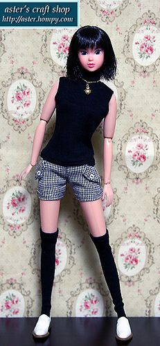 https://flic.kr/p/9aWPNP | PW momoko - 04DAsw | *all outfits - aster's craft shop *shoes - pw