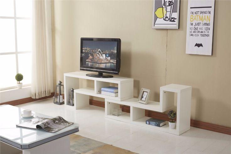 #livingroom #TVstand #whitestand #blocktvstand #storeage