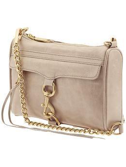 Rebecca Minkoff bag- Have i blue love beige!