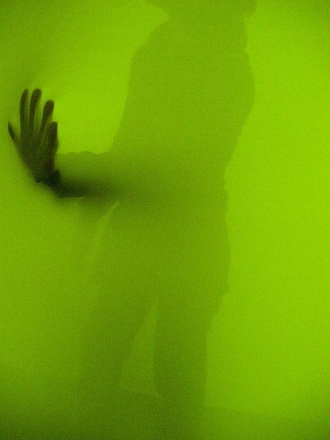 Miedo en verde.